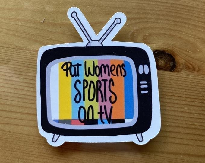 Support women's sports