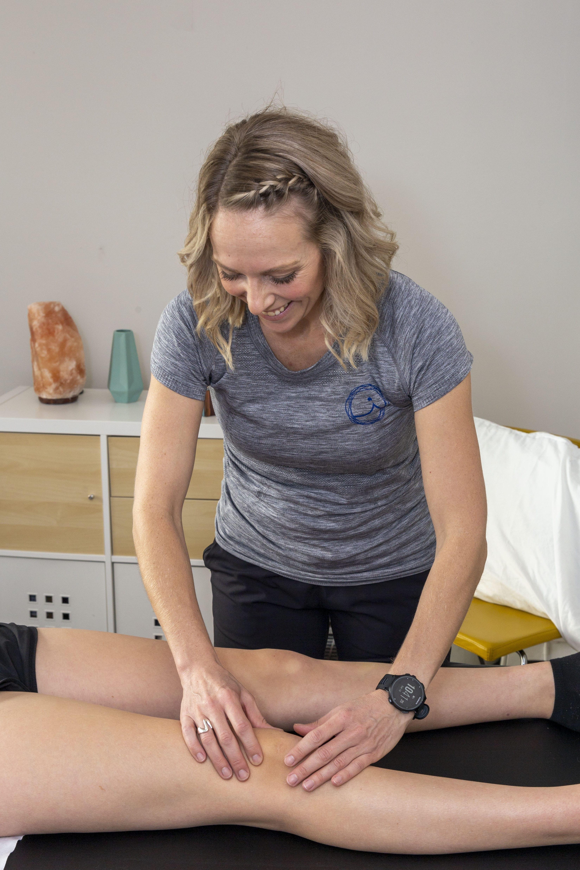 Female Athlete Body