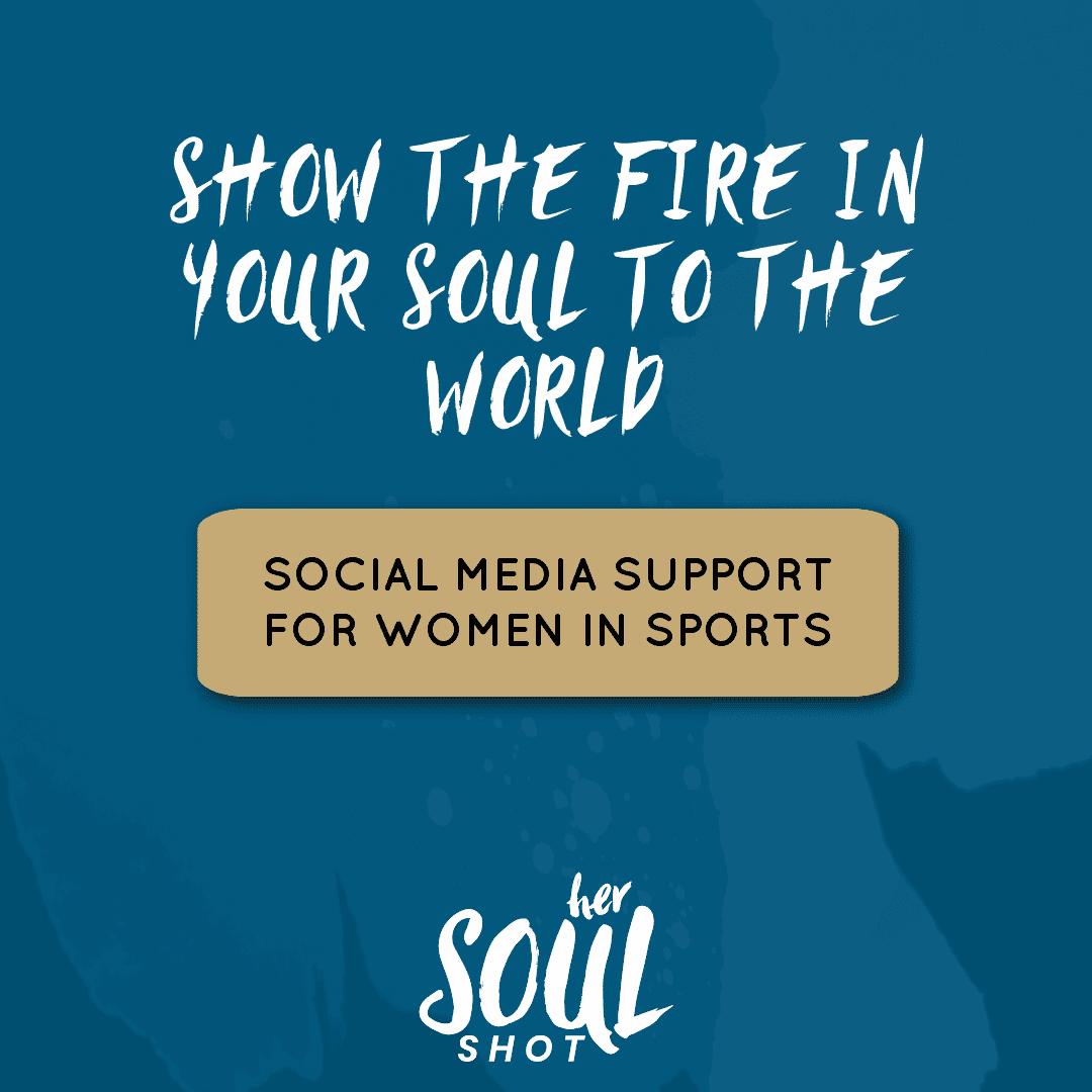 Social Media Women's Sports