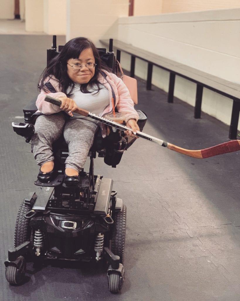 Chanel Keenan Hockey